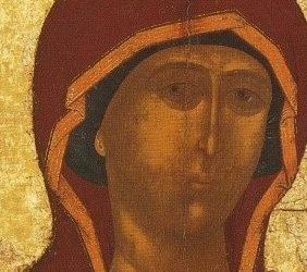 Moeder Gods Hodegetria van Smolensk