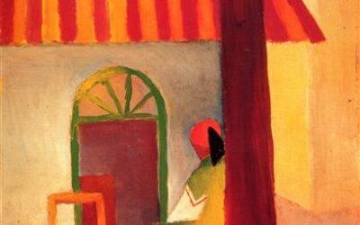 Kleur in de kunst